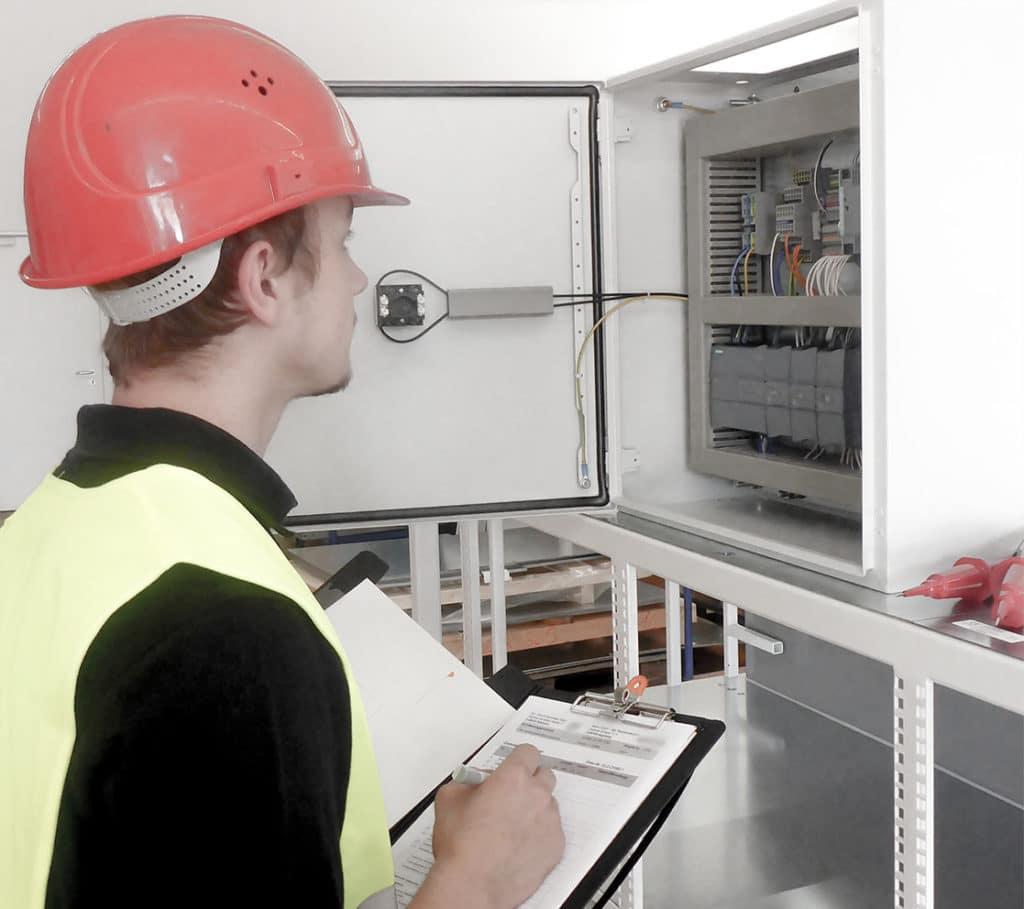 inspektions-steuerungsanlagen